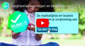 Zorgtoeslag aanvragen en berekenen op Leuker.nl