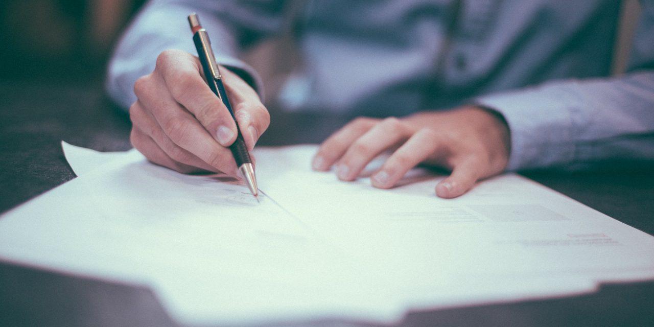 De do's en don'ts na het ontvangen van een vaststellingsovereenkomst